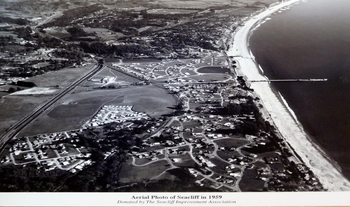 Seacliff in 1959